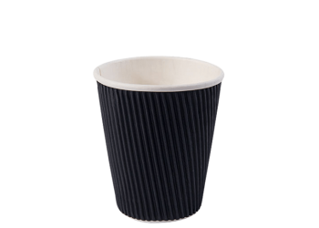 12oz-Ripple-Wall-Hot-Cup-Black-1